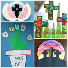 Crafts For Kids To Make, Easter Crafts For Kids, Toddler Crafts, Easter Stuff, Easter Projects, Diy Projects, Easter Activities, Preschool Crafts, Sunday Activities