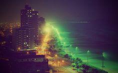 * colorful night *