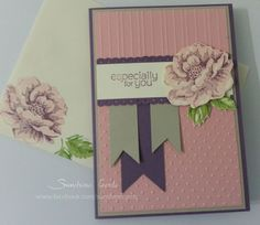 Greeting Card - Especially for You