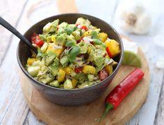 Avokado- og mangosalsa | Sunnere Livsstil