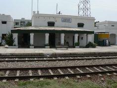 Gujar Khan Railway station - Pakistan Railways