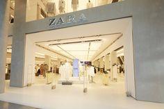 7 Zara Layout Ideas Zara Store Layout Retail Design