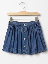 Circle skirt @ Gap