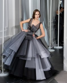 art couture clothing | Dior: Runway – Paris Fashion Week Haute Couture S/S 2012 | Trend ...