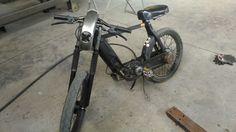 Vintage brake sheath bike moped mbk peugeot ciao chrome and colours