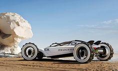 Peuegot XRC concept car