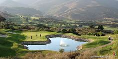 La Cala Resort - Campo America Hole 16http://golfandcountrytravel.nl/golf-landen/spanje/la-cala-resort-spanje-costa-del-sol/#