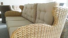Houston - meble ogrodowe z technorattanu zestaw wypoczynkowy - Twoja Siesta Houston, Merino Wool Blanket, Armchair, Bed, Furniture, Home Decor, Sofa Chair, Single Sofa, Decoration Home