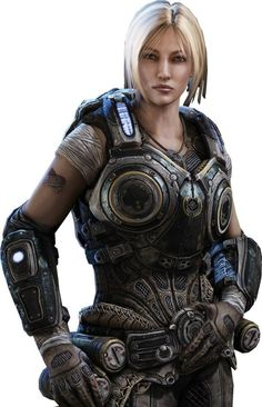 Gears of War - Anya
