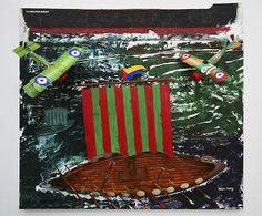 Malcolm Morley, The Viking Gary Hume, Vikings, Modern Art, Sculpture, Drawings, Painting, The Vikings, Painting Art, Sculpting