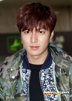 [Photo] 140308 Lee Min Ho @ Gimpo Airport