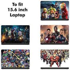 a piel de vinilo laptop 156 in approx 3962 cm los vengadorescalcomaniapegatinacubierta somestuff 247 lsh1