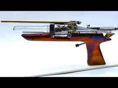 Working SteamPunk Pistol •Do it Yourself• Dry Ice Power - YouTube