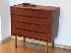 Fredrik A. Retro Furniture, Credenza, Teak, Cabinet, Storage, Home Decor, Dresser, Clothes Stand, Purse Storage