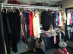 My awesome closet