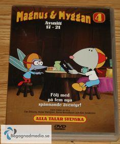 #Magnus#&#Myggan#4#Dvd