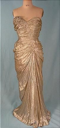 67d791668fcc Strapless gold ruched dress maybe add straps i know you dont like strapless