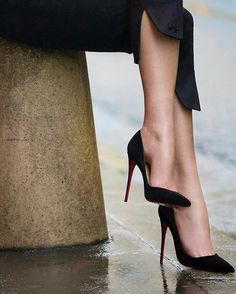 Nothing looks quite as good as a beautiful pair of heels. Image via louboutin passion tumblr.  Shop our favorites @liketoknow.it #liketkit http://liketk.it/2tpB9
