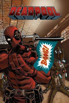 Deadpool : Bang - Maxi Poster 61cm x 91.5cm new and sealed