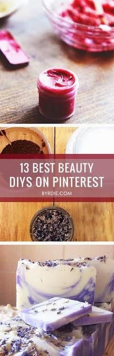 The 13 Best Beauty DIYs on Pinterest | Medi Villas