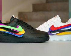 The Nike Air Force 1 Low All Star Pack Comes With Lots Of Colorful