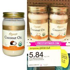 $2.96 (Reg $6.49) Spectrum Organic Coconut Oil at Target - See more at: http://www.freebcd.com/freebie/2-96-reg-6-49-spectrum-organic-coconut-oil-at-target/#sthash.19jAZloo.dpuf