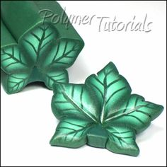 Polymer Clay Canes Tutorial Millefiori Leaves, Polymer Tutorials