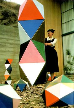 Ray Eames of Charles & Ray Eames:The Architect and the Painter  Watch the Full Documentary Film
