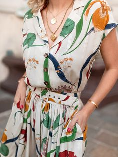 Lena Hoschek Cruise Collection Fiji Dress // Pictures by Irina & Rares Peicu  #lenahoschek #lenahoschekcruisecollection #cruisecollection #summervibes #vacationmood #southseavibes #summerfeeling #vacationdress
