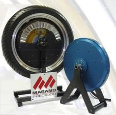 Electric Solar Car In-Wheel Motor. Marand Precision Engineering is now offering a complete Solar Car Wheel Motor incorporating Marand's very high efficiency Axial Flux Permanent Magnet Motor.