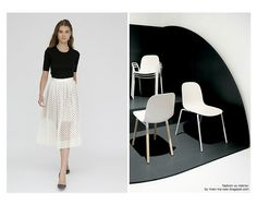 Fashion vs interior - Mesh trend by Mooi-Hip-Cool
