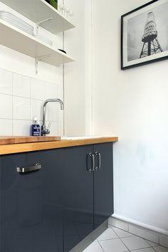23 best contrasting kitchen upper lower cabinets images decorating rh pinterest com