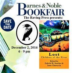 Come out to Barnes & Noble on Friday, December 2, 2016 from 6 to 9 pm for the book signing and reading event to kick start the Book Fair for Catholic Charities of the Rio Grande Valley starting December 2nd, 2016 to Sunday December 11th, 2016 at the store located at Barnes and Noble Palms Crossing at 3300 W. Expressway 83, Suite 1100, McAllen, Texas 78501 and online thru December 16, 2016.  Catholic Charities will earn up to 10-20% back on purchases you make during our book fair.