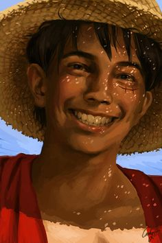 Monkey D. Luffy If I had a brother I think he could look like this picture.