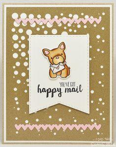 happy mail...