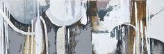 Trendykunst presenteert dit prachtige abstracte olieverfschilderij.  Olieverf schilderijen zijn met de hand geschilderd op doek.