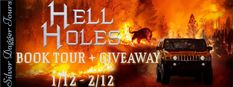 Silver Dagger Book Tours - #Win Signed book or ebooks #BookTour #Giveaway #BookBoost #Apocalyptic #SciFi #Paranormal #Demons @DonFiresmith http://www.silverdaggertours.com/sdsxx-tours/hell-holes-book-tour-and-giveaway