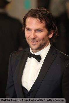 BAFTA Awards After Party With Bradley Cooper