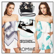 """Romwe 1"" by aida-ida ❤ liked on Polyvore"