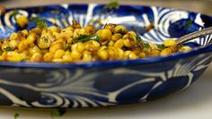 Cajun Corn : Definitely a favorite from Dinosaur BBQ and we'll be having tonight with ribs.