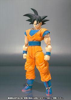 Tamashii Nations S.H.Figuarts Son Goku