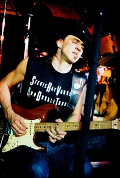"Stevie Ray Vaughan and Double Trouble, ""Little Wing"""