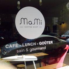 A l'heure du gouter ou du déjeuner, la jolie dinette MaMi Coffee Shop a tout bon, je vous raconte tout sur le blog ! http://millelyons.fr/mami-la-dinette-miam/