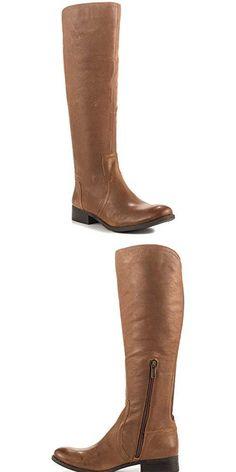 Jessica Simpson Randee Wide Calf Women US 6 Winter Boots, Bourbon, Riding Boots, Calves, Shoes, Women, Fashion, Bourbon Whiskey, Horse Riding Boots