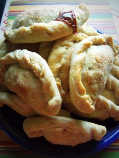 Fresh Empanada Dough - Sweet Recipe & Savory Recipe