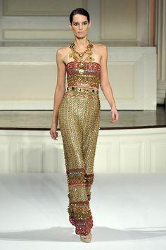 Oscar de la Renta - New York Fashion Week Spring, 2010