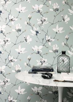 Papier peint Saphira - Romo - Marie Claire Maison