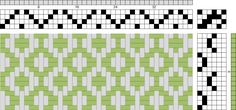 Weber-Treff-NRW: Rosengang in allen Variationen Inkle Weaving, Weaving Tools, Weaving Projects, Hand Weaving, Weaving Designs, Weaving Patterns, Tapestry Loom, Fair Isle Chart, Grid Design