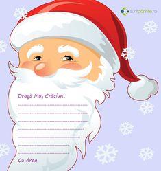 Imagini pentru model scrisoare catre mos craciun Diy And Crafts, Crafts For Kids, Arts And Crafts, Winter Christmas, Christmas Crafts, Teaching Weather, Autumn Art, Baby Play, Toddler Activities