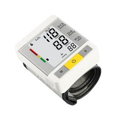 Professional FDA Approved Home Wrist Type Home Automatic Digital Blood Pressure Monitor Electronic Sphygmomanometer Irregular Heartbeat Detector with 180 Memories Recall >>> Find out more about the great product at the image link.